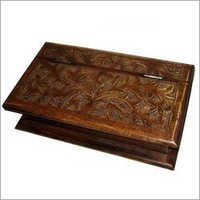 Engraved Wooden Boxes