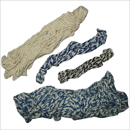 Cotton Yarn And Mop Yarn Hanks