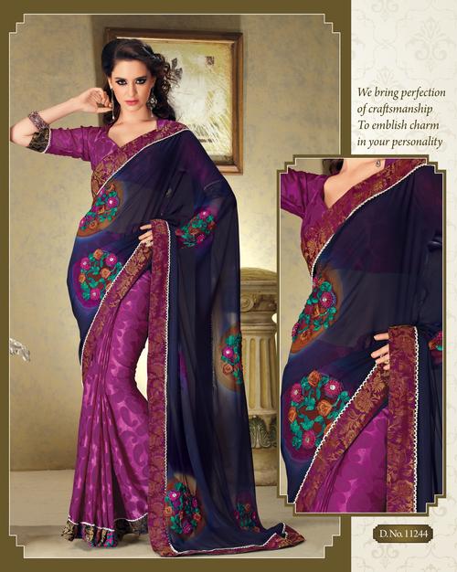 indian designer sarees online