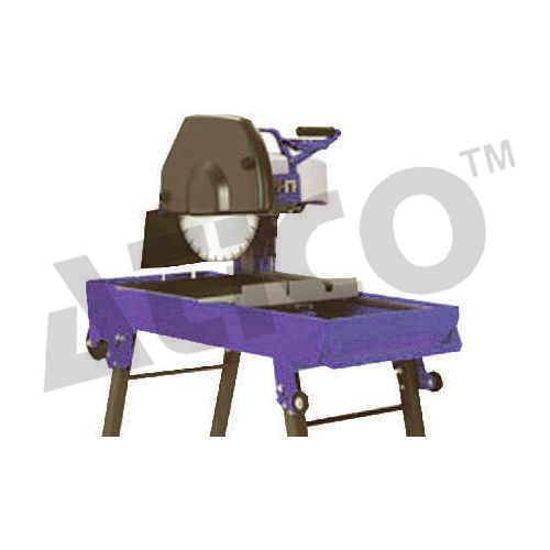 ROCK / CONCRETE CUTTING MACHINE(ELECTRICALLY OPERATED WITH COOLING SYSTEM.)