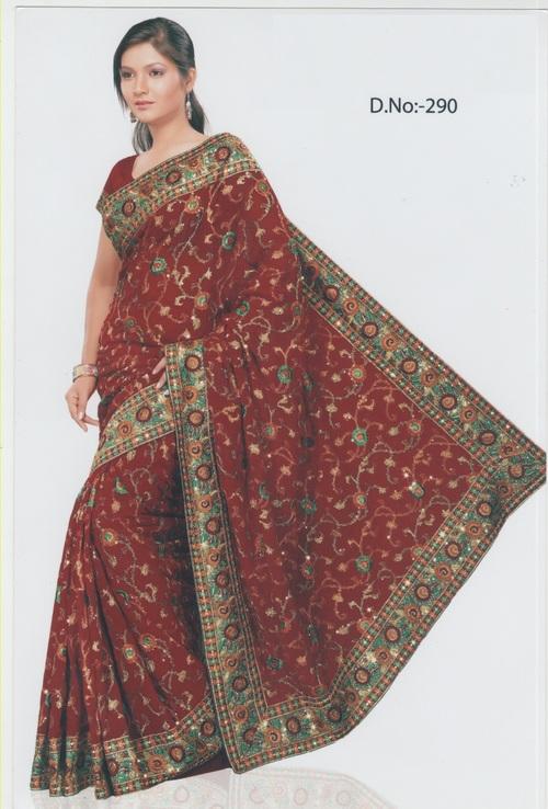 indian wedding sarees