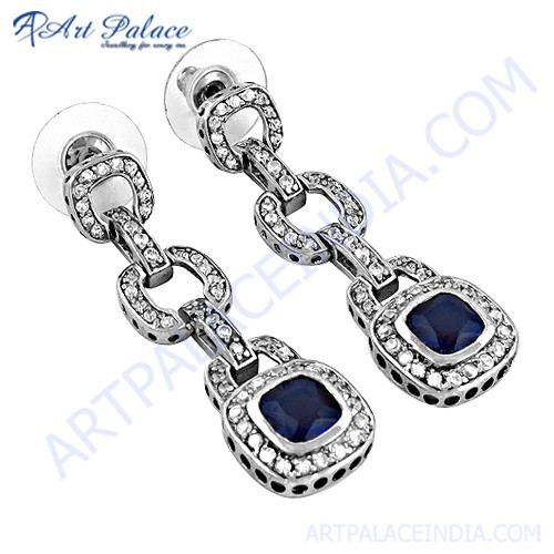 Latest Fashionable Ink Zirconia & Cubic Zirconia S