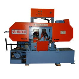 Linear Motion Guideways Bandsaw Machine