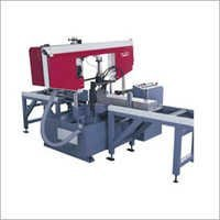PP 301 CNC Miter Band Saw Machine