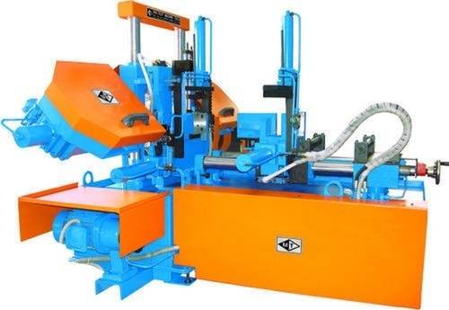 NC Fully Automatic Bandsaw Machine