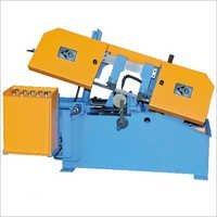 SBM-200 H Swing Type Complete Hydraulic Band Saw Machine