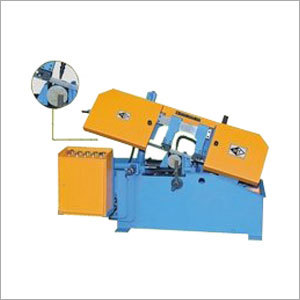 Swing Type Semi Automatic Bandsaw Machine