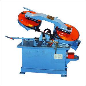 Swing Type Manual Bandsaw Machine