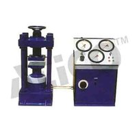 COMPRESSION TESTING MACHINE 2000 KN (ELECTRICALLY OPERATED)
