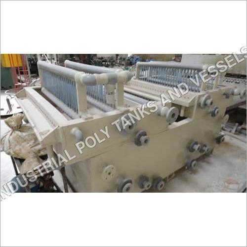 Bipolar Electro Pickling PP Tank