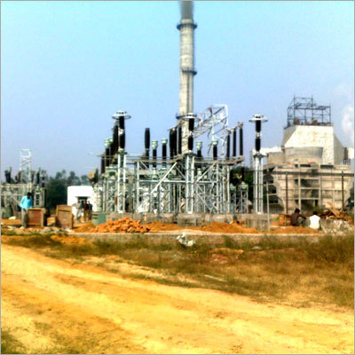 Sugar Mill Power Substation
