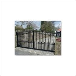 Fabricated Iron Gates