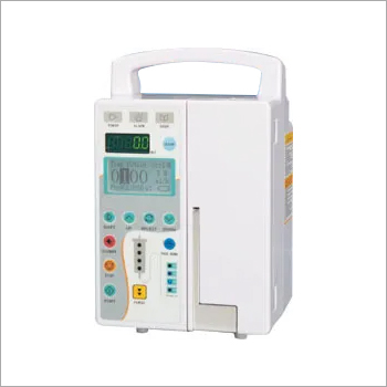 Volumetric n Syringe Infusion Pumps
