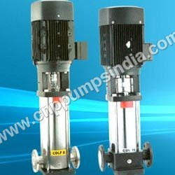 Light Vertical Centrifugal Pump