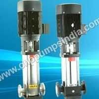 Vertical Multistage In-line Centrifugal Pump