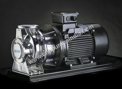 Energy Saving Horizontal Single Stage Centrifugal Pump