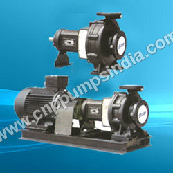 Horizontal End Suction Backpull Out Type Pump