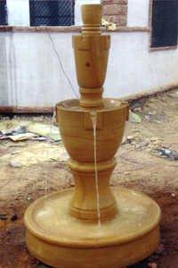 Teakwood Marble Fountain