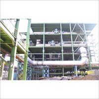 Gas Cleaning Plant Erection