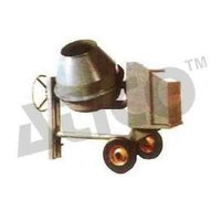 Laboratory Concrete Mixer Motorised