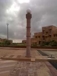 Jodhpur Sand Stone Pillar
