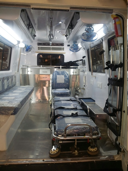 Ambulance Fabrication Service