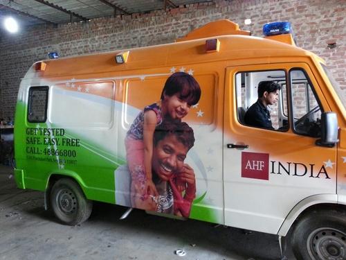 Ambulance Interior Fabrication Service