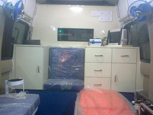 Fabrication Service Ambulance