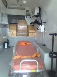 Ambulance Body Fabrication