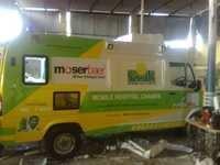 Ambulance Body Fabrication Service