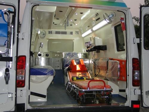 Mobile Ambulance Fabrication