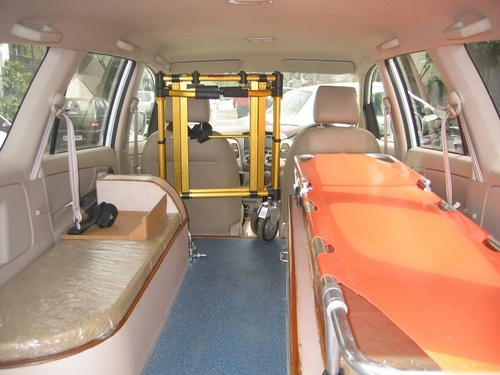 Mobile Ambulance Fabrication Service