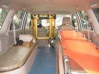 Mobile Ambulance Fabrication Service