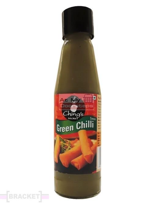 Green chilli Ketch up