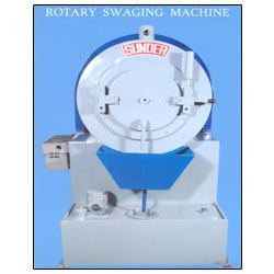 Industrial Rotary Swaging Machine