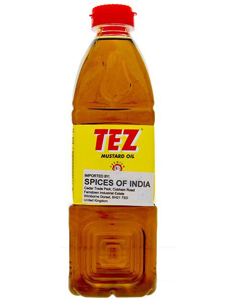 Tez Mustard Oil-600