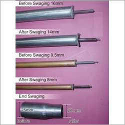 Swaging Machine Rod