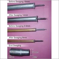 Swaging Machine Rod