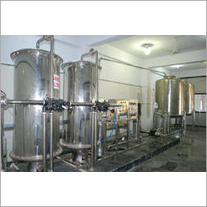 Mineral Water Processing Plants