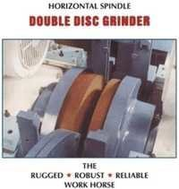 Duplex Grinding Wheels Job Work
