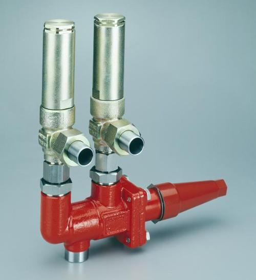 Double Stop Valves