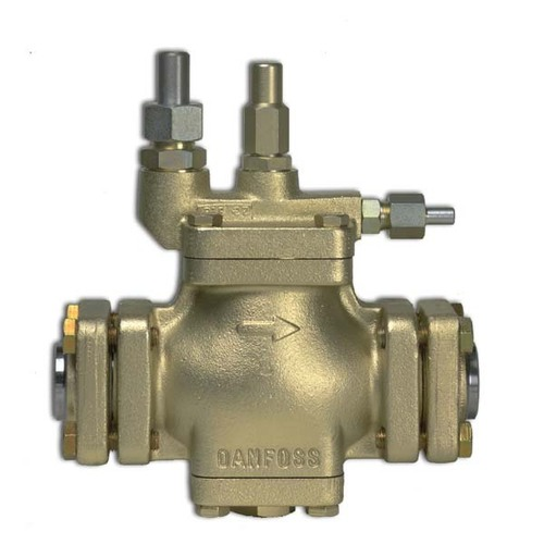 Pressure & Temperature Regulating Valve