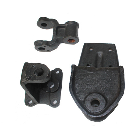 Bracket & Shackle Assembly