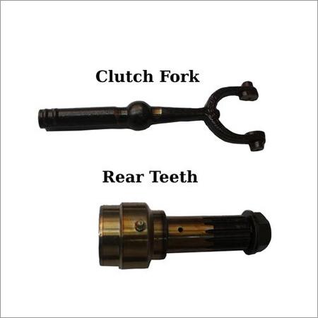 Clutch Fork Teeth