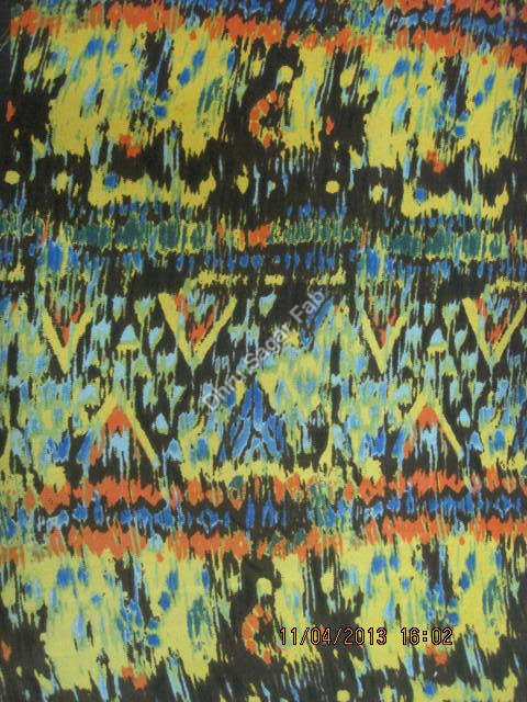 Polyester Fine Georgette Print