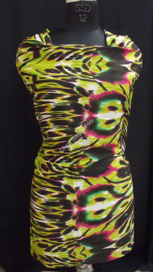 Polyester Micro Print