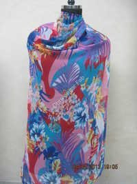 Polyester Summer Cool print