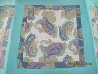 Polyester 50 grams Ciffon Scarf Print