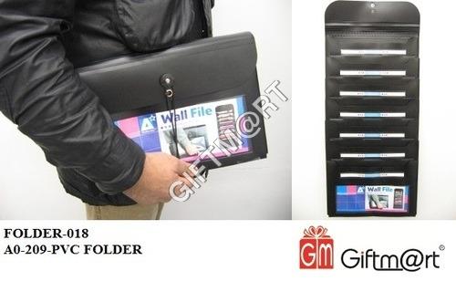 PVC Foldable Folder