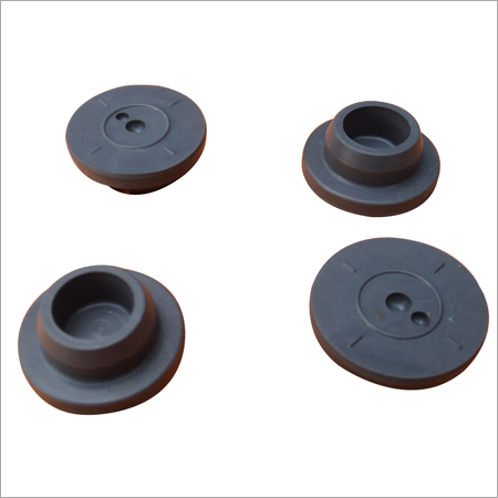 Sterilized Rubber Closures